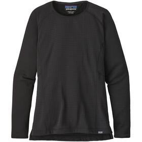 Patagonia R1 - T-shirt manches longues Femme - noir